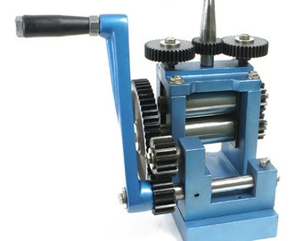 Rolling Mill - Compact Flat - Jewelry Making - SFC Tools - 28-281