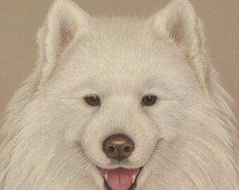 Custom Pet Portrait, Pastel Pet Portrait, Hand Drawn, Original Art from your Photo
