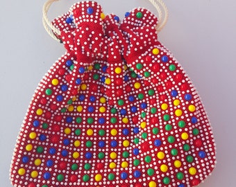 Vintage Ladies Handbag Bag