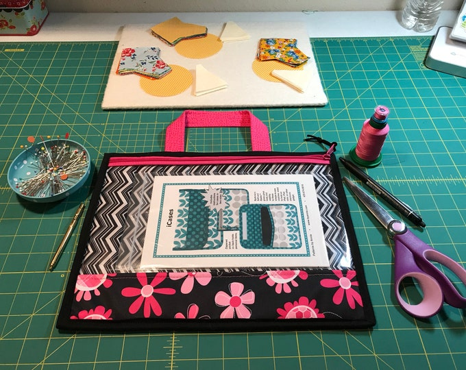 Quilted Project Bag