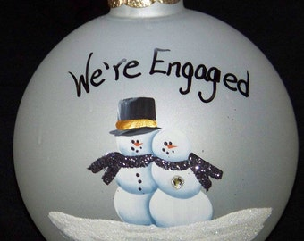 We Are Engaged