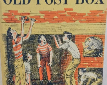 Secret of the Old Post- Box by Dorothy Sterling, illustrated by Grace Paull, Weekly Reader Children's Book Club, Doubleday & Co.,