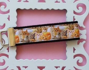 Cats Key Fob