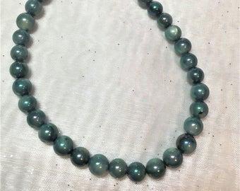 Blue Riverstone Bracelet #502