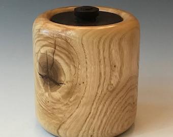 Lidded Container, Bowl, Vessel, Sissoo, Woodturning, Woodturner, Wood, Wood Art