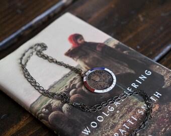 1940s st. christopher pendant | medal | world war II | land sea air