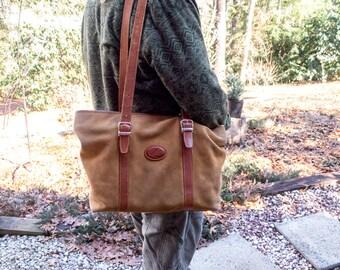 Seltene Vintage Lederer große alle Leder-Tasche | Große Leder-Laptop-Reisetasche | Boho | Hippie | Einzigartige Vintage 1960 Leder Umhängetasche