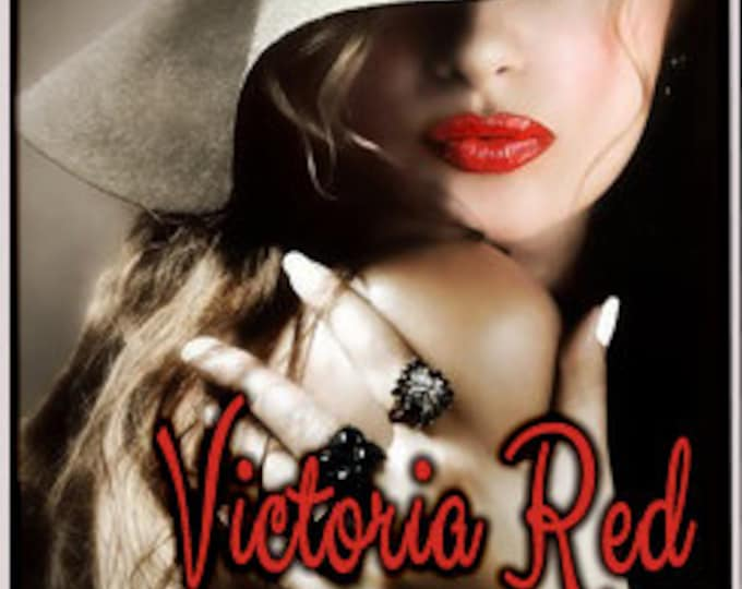 Victoria Red - Concentrated Perfume Oil - Love Potion Magickal Perfumerie - Private Edition