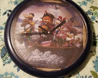 Garfield and Friends Wall Clock