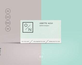 Psd business card etsy business card colourmoves