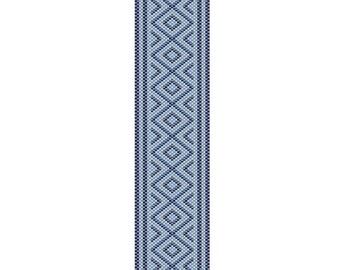 Diamond Lines Peyote Pattern