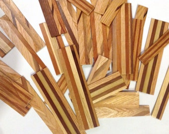 Wooden bookmarks—buy one or a quantity!