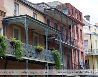 French Quarter, New Orleans, Fine Art Print