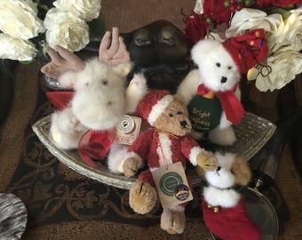 Boyd Christmas Bears