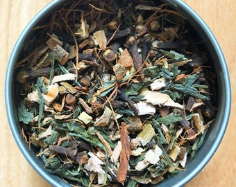 Inflammation Tea, Herbal Tea to help prevent and reduce inflammation in the body