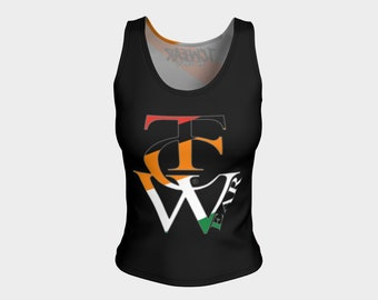 The Colors - TCWear by TCrazy - Fitted Tank Top