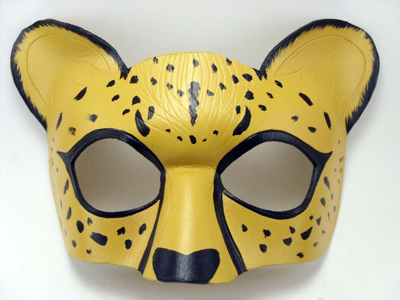 Как сделать заготовку для маски своими руками