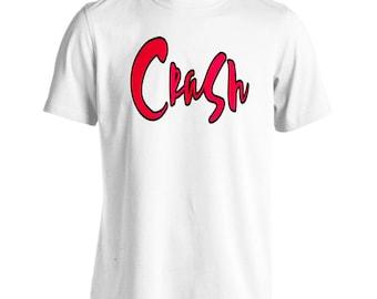 Crash Crash Crash Men's T-Shirt b996m