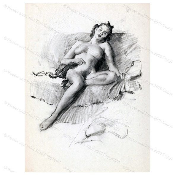 Nude Art Poster 67