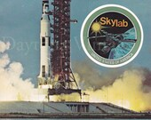 First Day Issue Skylab St...