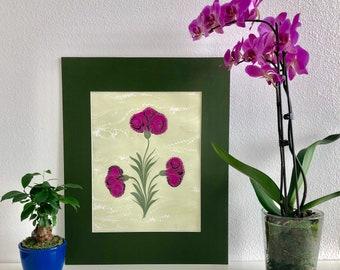 purple cloves