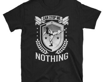 Karate Shirt Karate Gift Funny T-Shirt