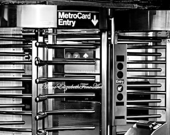New York Photography, Subway Art, Black & White, Fashion Photography, Dorm Decor, Kitchen Art, Travel, Metro, Hipster, Urban Art, Manhatten