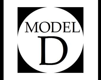 Model D STP - Platinum Silicone - FTM - Mature - Prosthetic - Transgender
