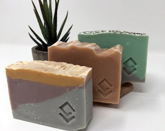Handcrafted Luxurious Spa Bar Soap
