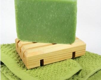 Ginger Ale Cold Process Soap