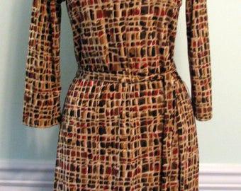 1970s Dress Byer Too California