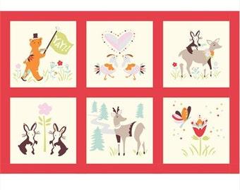 Yay Day Quilt - Yay Day - Emily Isabella - Organic Cotton - Birch Fabrics - 1 Yard
