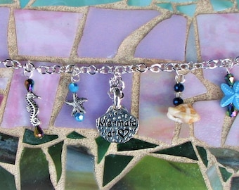 ocean theme bracelet