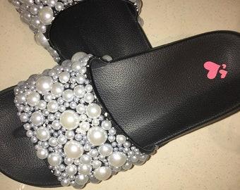 Summer pearl slides