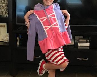 Rapunzel Fleece Jacket