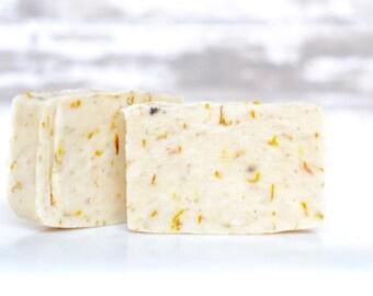 Ultra Moisturizing Soap for Dry Skin, Rosacea & Eczema; Shea Butter Soap; Extra Moisturizing Soap; Dry Mature Skin; Handmade Soap; Natural