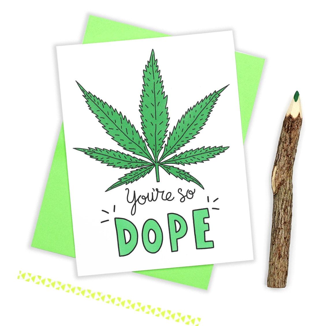 Weed birthday card marijuana card stoner card cannabis zoom kristyandbryce Image collections