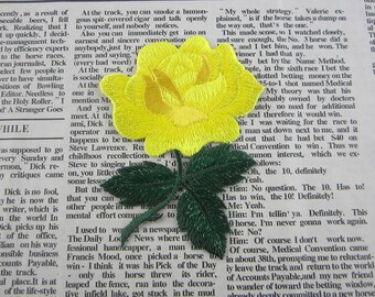 Yellow Rose Flower Embroidered Applique Iron On Patch