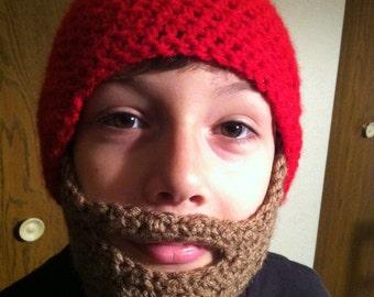 beanie beard hat