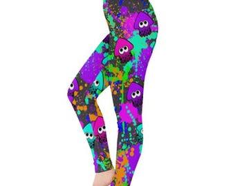 Splatoon Leggings