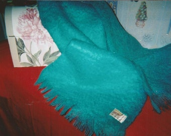 Scottish Mohair scarf