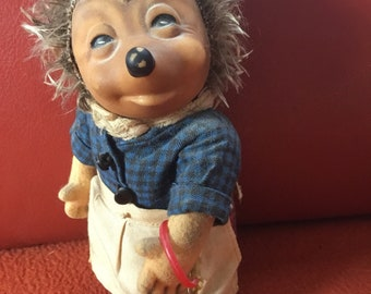Steiff Hedgehog from the 50s