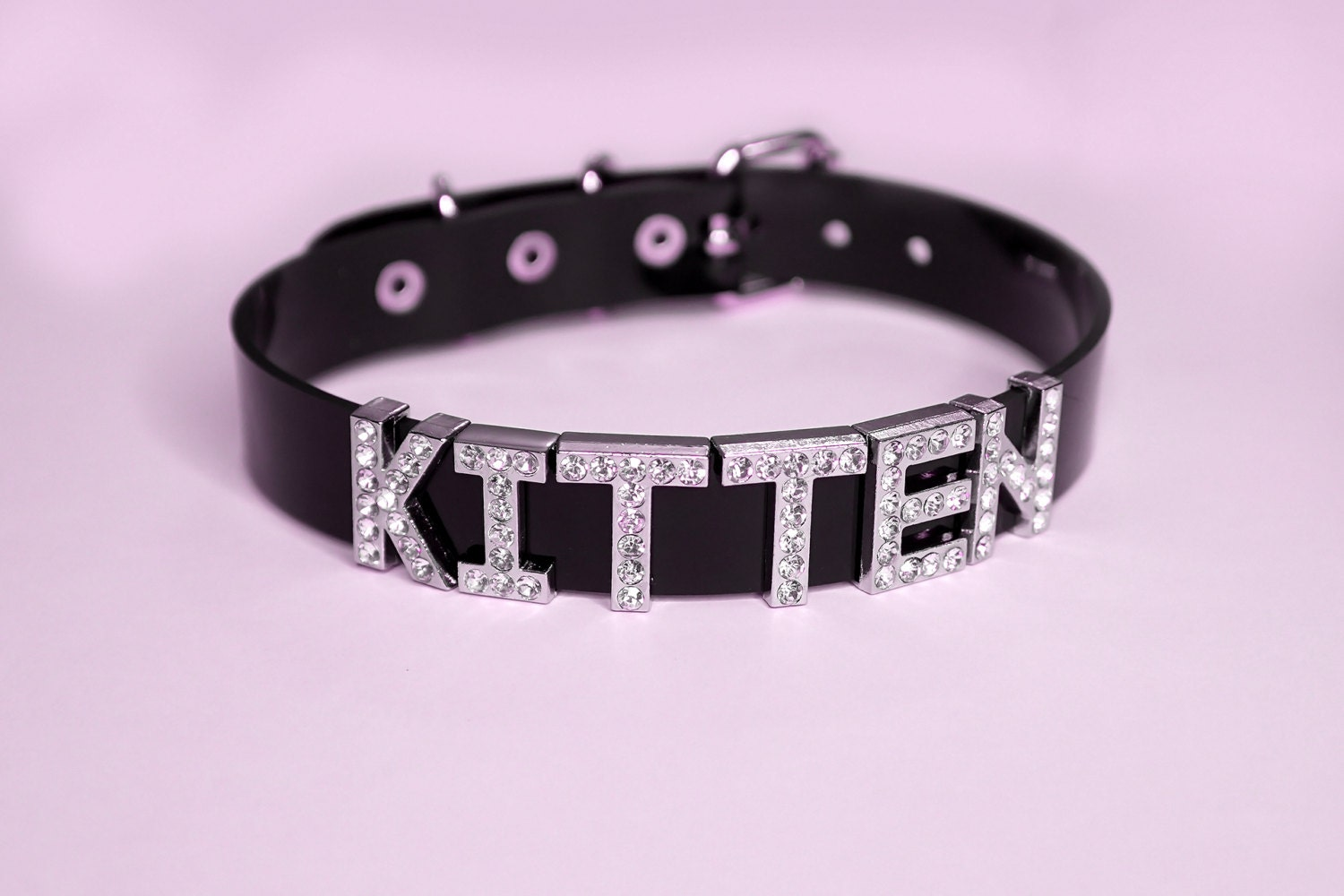 Harley Dog Collar