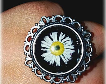 RING MARGARITA WICCA amulet