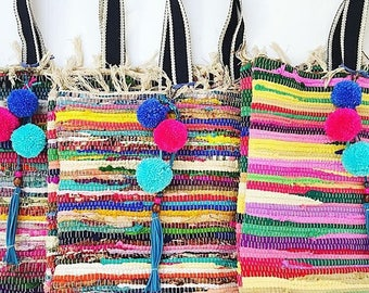 Extra Large Boho Tote Bag, Beach Bag