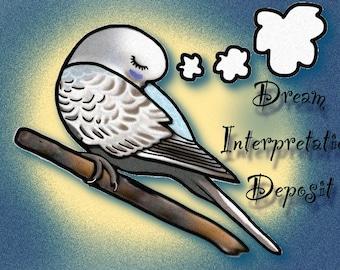 Dream interpretation deposit