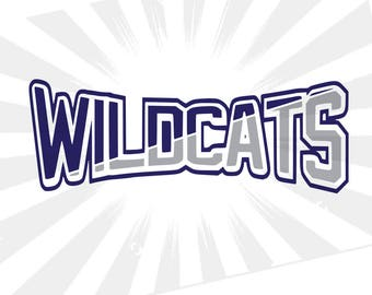 wildcats svg,dxf,eps,cut file ,football svg,wildcats svg, basketball svg, baseball svg, softball svg, instant download,Uk,Kentucky wildcats
