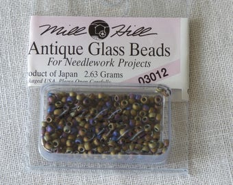 Mill Hill Glass Beads 03012 Antique bead