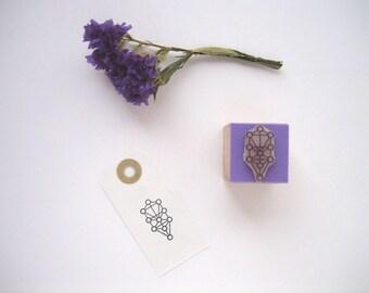 SEPHIROT Rubber stamp. Tree of Life (Kabbalah). 10 Sephirot. Etz haChayim. Esoteric Judaism
