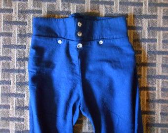 Broadfall Wool Pants  SMALL